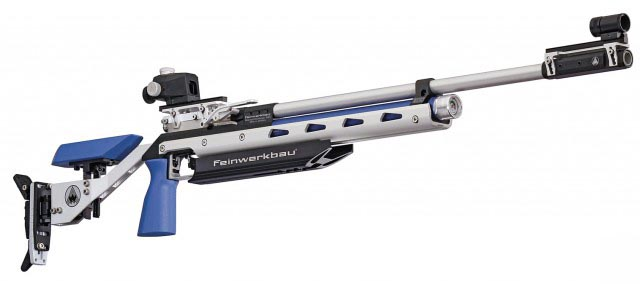 Air Rifle Model 800 Evolution Top